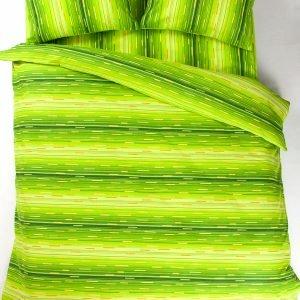 Постельное белье Lotus Ranforce Metropolis Зеленый