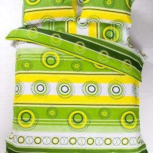 Постельное белье Lotus Ranforce Sweet Зеленый