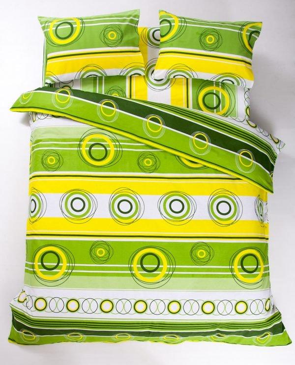 Постельное белье Lotus Ranforce Sweet Зеленый  (sv-2000008474047-v) Зеленый фото