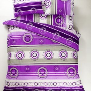 Постельное белье Lotus Ranforce Sweet  (sv-2000008459976-v) Фиолетовый фото