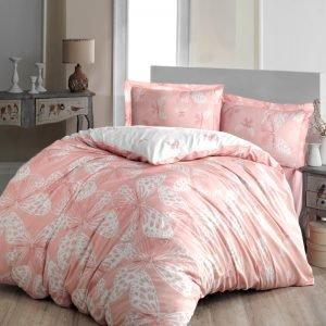 Постельное белье Storway ранфорс Jade V2 200x220 (sv-8698881805053) Розовый фото