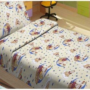 Детское постельное белье для младенцев Lotus – ToBi желтый 100×150
