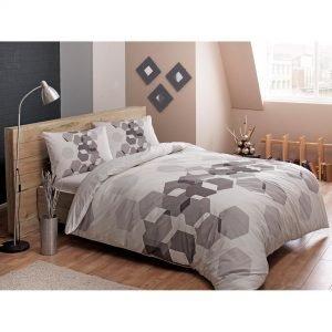 Подростковое постельное белье TAC Ranforce Teen – Arrow gri v01 160×220