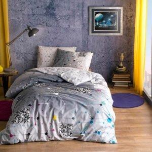 Подростковое постельное белье TAC Ranforce Teen – Connect 160×220