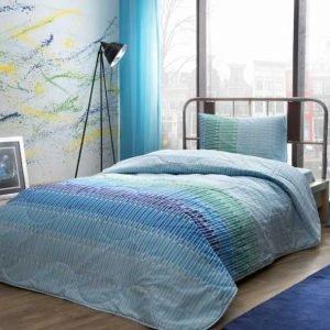 Подростковое постельное белье TAC Ranforce Teen – Juan бирюзовый 160×220