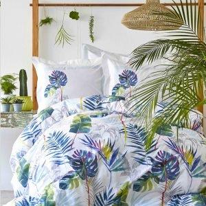 Постельное белье Пике Karaca Home – Palm yesil 2018-2 200×220
