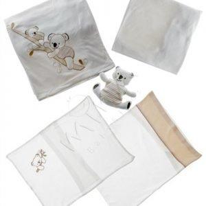 Постельное белье для младенцев с игрушкой Karaca Home – Koala 100×150