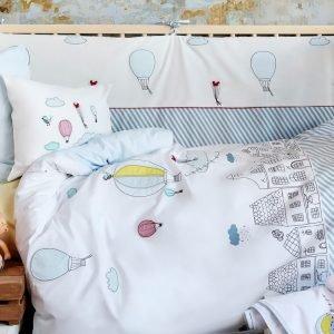 купить Постельное белье для младенцев Karaca Home - Balloon 2018-1 (2000022173216)