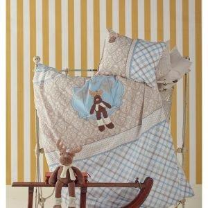 Постельное белье для младенцев Karaca Home – Deer аппликация 100×150