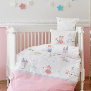 Постельное белье для младенцев Karaca Home – Peri 2018-1 100×150