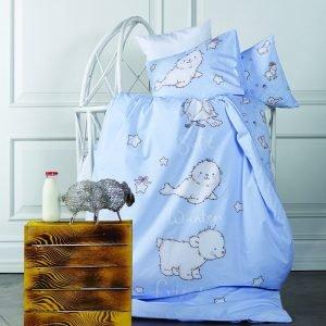 Постельное белье для младенцев Karaca Home — Pretty 100×150