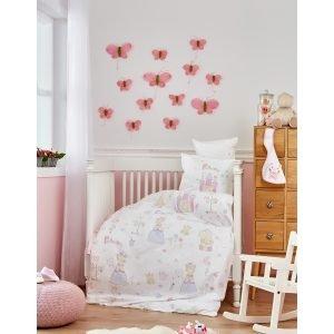 Постельное белье для младенцев Karaca Home – Princes 2018-1 100×150