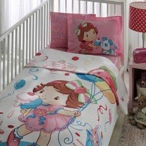 купить Постельное белье для младенцев TAC Disney Пике - Strawberry Capcake baby (1984)