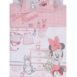 Постельное белье для младенцев TAC Disney – Minnie Scribble Play Baby 100×150