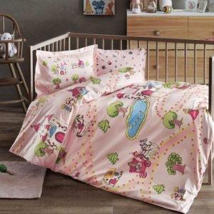 Постельное белье для младенцев TAC Disney — Princess pembe розовый 100×150