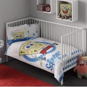 Постельное белье для младенцев TAC Disney – Sponge Bob Baby 100×150
