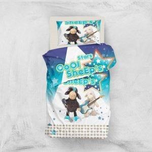купить Постельное белье для подростков Eponj Home 3D Micro Satin - Sheeps Mavi (2000022085793)
