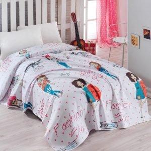 Постельное белье для подростков Eponj Home Pike – FashionGirl Pembe 160×235