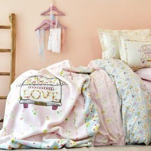Постельное белье для подростков Karaca Home – Litzy 2018-1 160×220