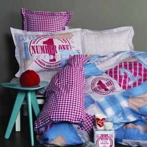Постельное белье для подростков Karaca Home – Number one 160×220