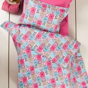 Постельное белье для подростков Lotus Premium B&G – Sweetie розовый 145×210