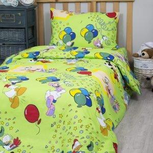 купить Постельное белье для подростков Lotus Young - Donald Duck V2 (2000008479448)