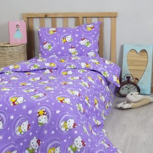 Постельное белье для подростков Lotus Young – Hello Kitty Star V2 145×210
