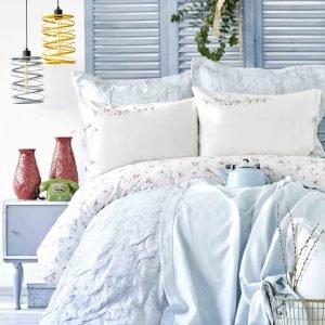 Постельное белье с покрывалом Пике Karaca Home — Nelya nar cicegi 2018-2 200×220