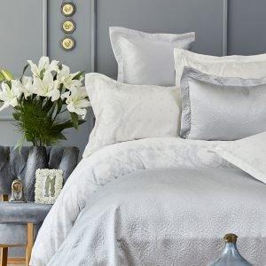 Постельное белье с покрывалом Karaca Home — Nora mavi 2019-1 200×220