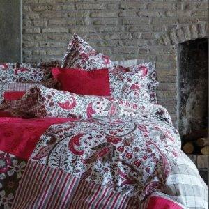 Постельное белье Karaca Home – Vera розовый пано 160×220