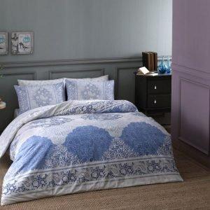 Постельное белье TAC – Aryan mavi v01 200×220