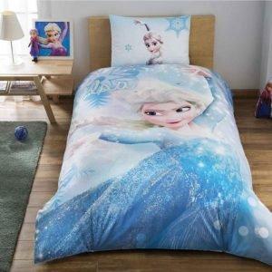 Постельное белье TAC Disney – Frozen Glitter 160×220