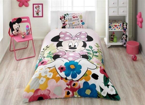 Постельное белье TAC Disney — Minniе Glitter 160×220