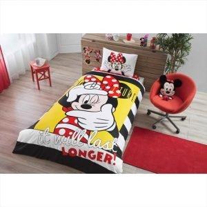 Постельное белье TAC Disney – Minnie Selfie 160×220