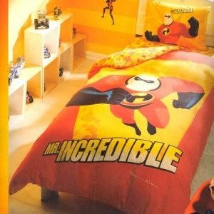 Постельное белье TAC Disney – The Inredibles 160×220