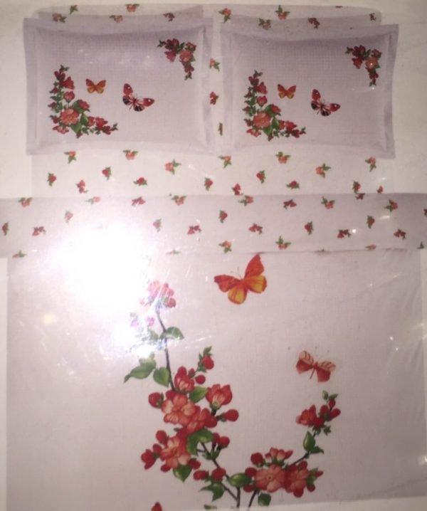 купить Постельное белье TAC - Leyna kirmizi (3190)