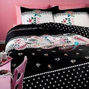 Постельное белье TAC – Marciano siyah 200×220