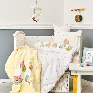 Детский плед в кроватку Karaca Home – Sleepers 2018-1 100×120