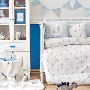 Детский плед в кроватку Karaca Home – Tospa 2018-1 100×120