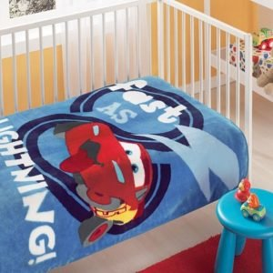 Плед для младенцев Tac Disney – Cars Baby 100×120