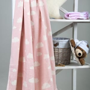 Плед-накидка Barine – Cloud Throw Pink 130×170