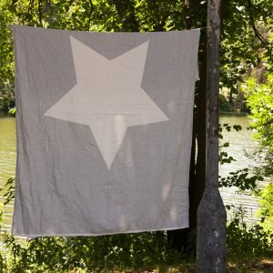 Плед-накидка Barine — North Star Throw Grey 130×170