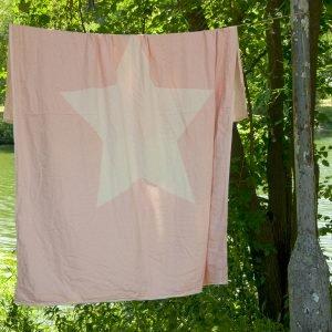 Плед-накидка Barine — North Star Throw Rosequarts 130×170