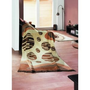 Плед Lotus — Indi 150×200