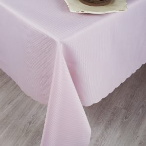 Скатерть Bianca Luna – Coline розовый 160×160