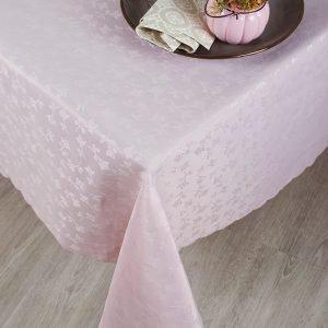 Скатерть Bianca Luna – Flora розовый 160×250