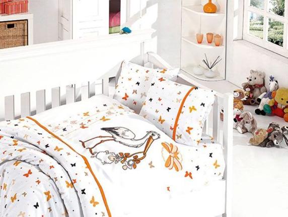 постельное белье в манеж и кроватку для детей купить фото 3