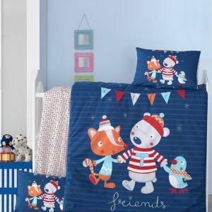 Детское постельное белье Lighthouse Winter 100×150