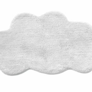 Коврик в детскую комнату Irya — Cloud beyaz белый 50×80