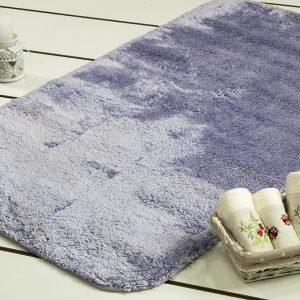 Коврик для ванной Confetti – Miami lila сиреневый 57×100